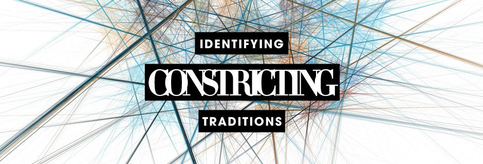 Identifying Constricting Traditions