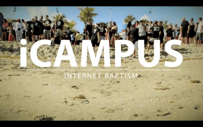 Online Baptisms?
