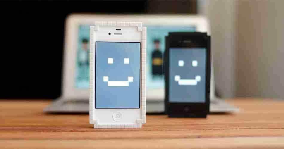 Pixel iPhone Bumper