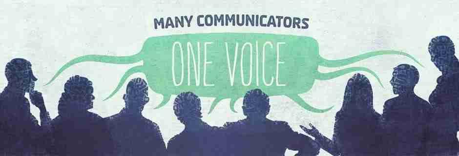Many Communicators, One Voice
