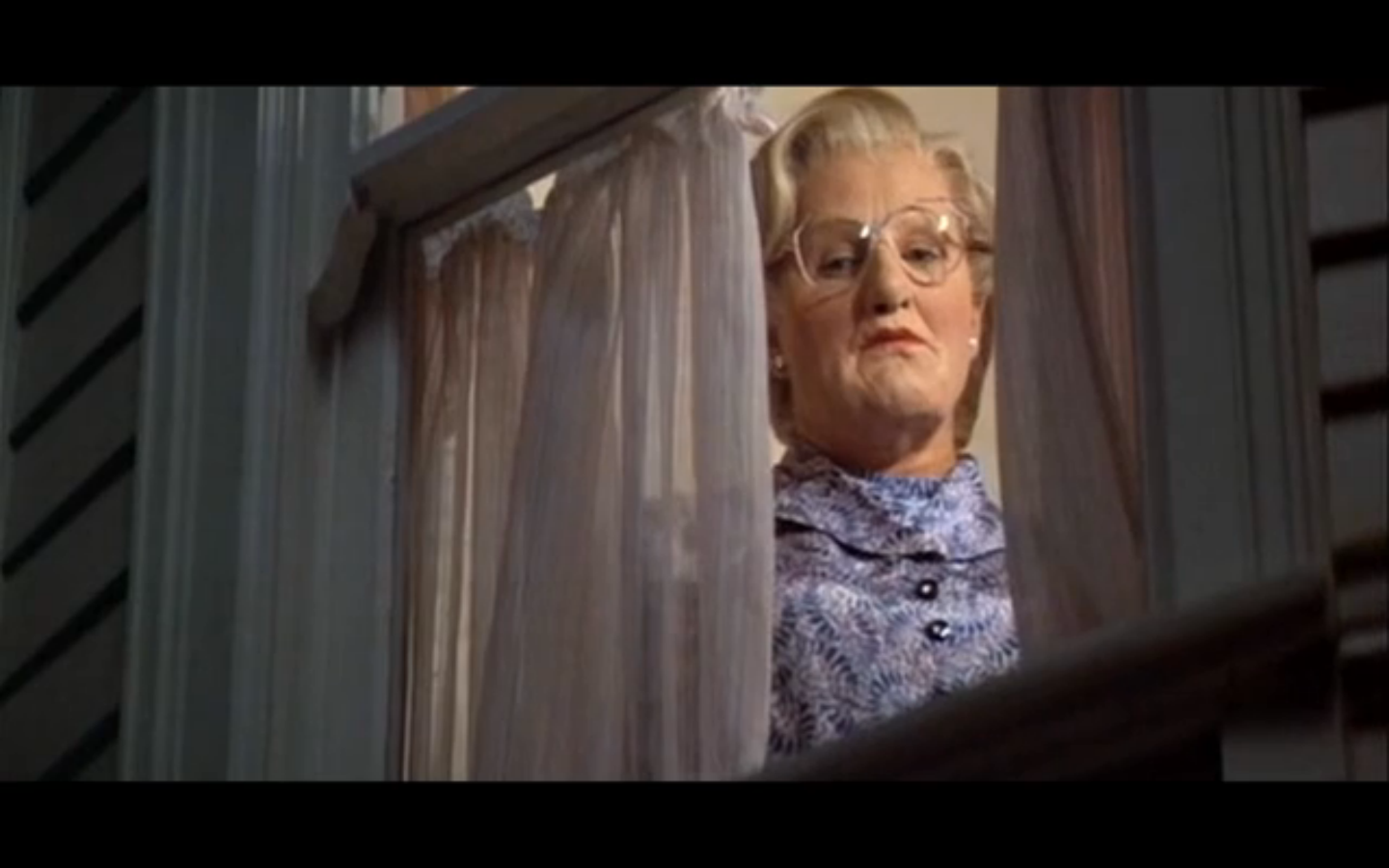 Mrs. Doubtfire Horror Film
