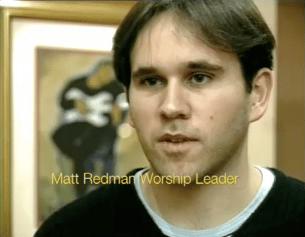 A 22 Year-Old Matt Redman
