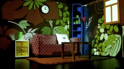 Interior Decorating Projection