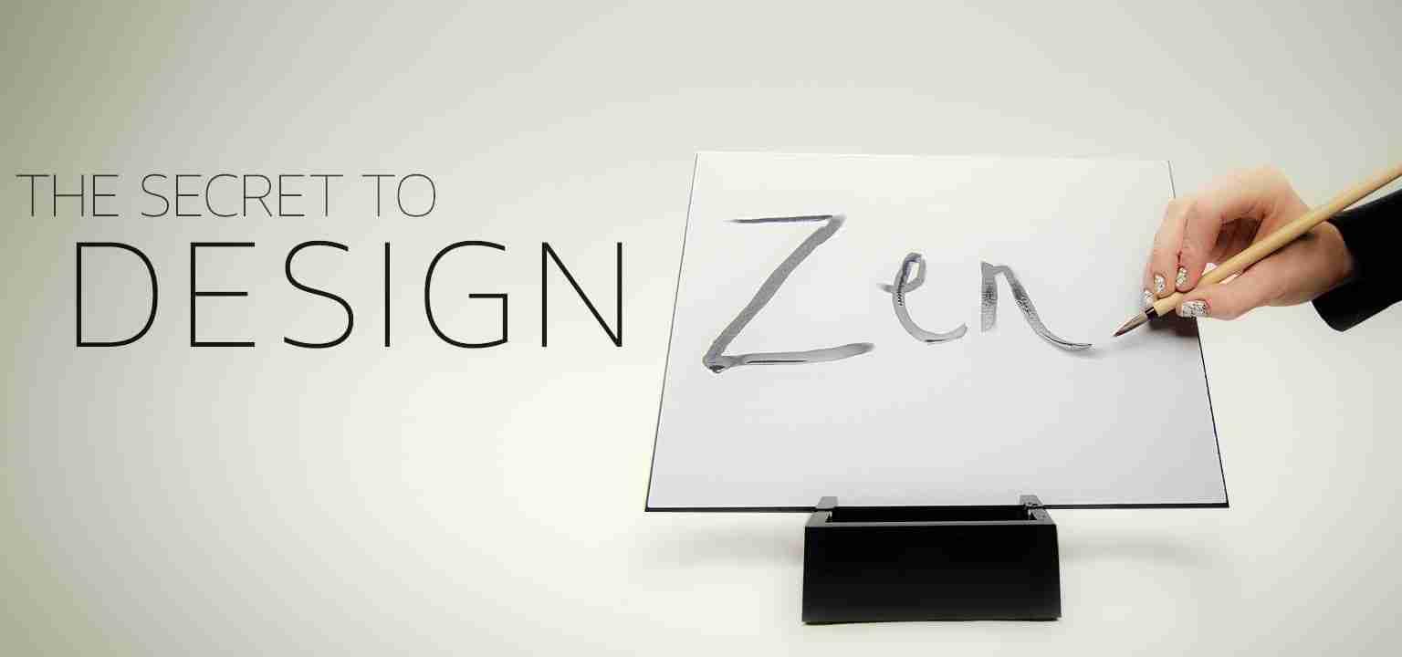 The Secret to Design Zen