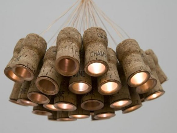 LED-Champagne-Cork-Chandelier