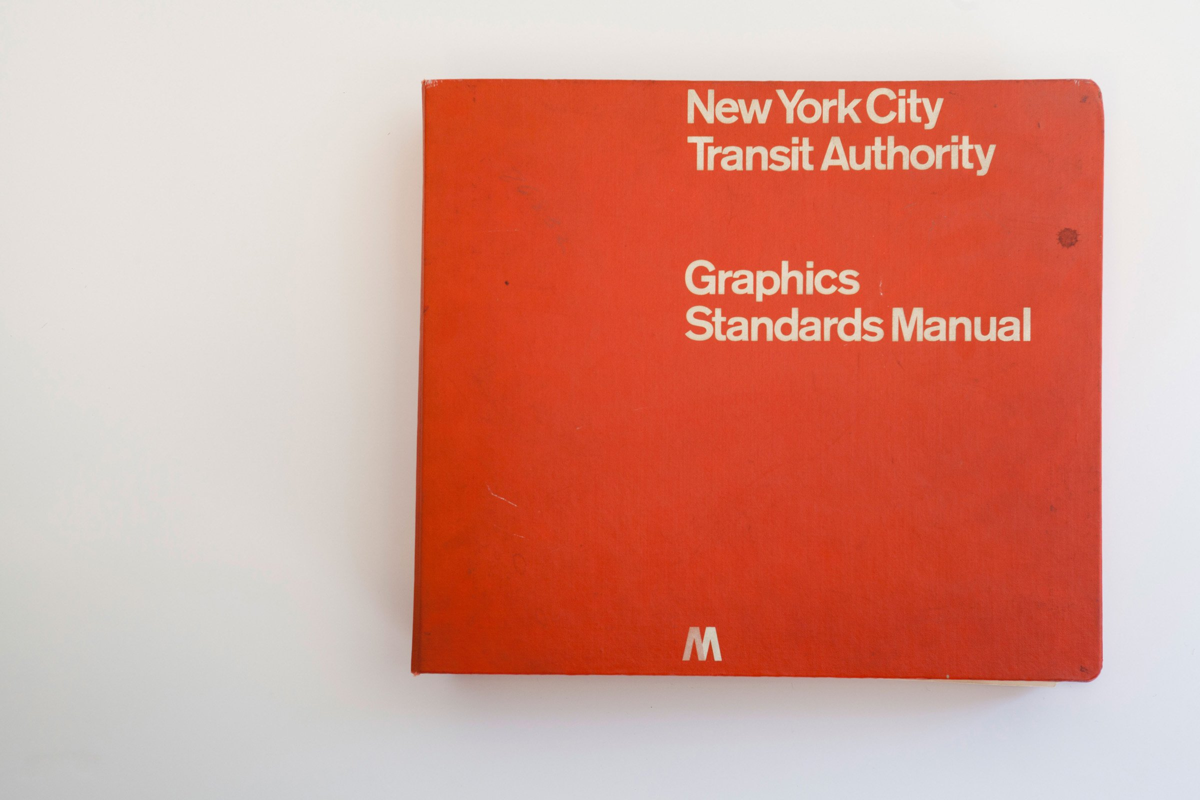 NYC Transit Style Guide