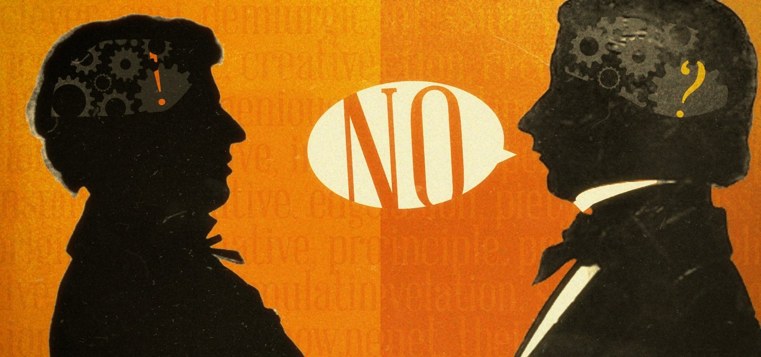 Why Your Pastor Says No