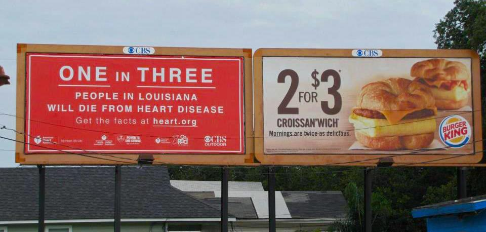 Bad Billboard Placement