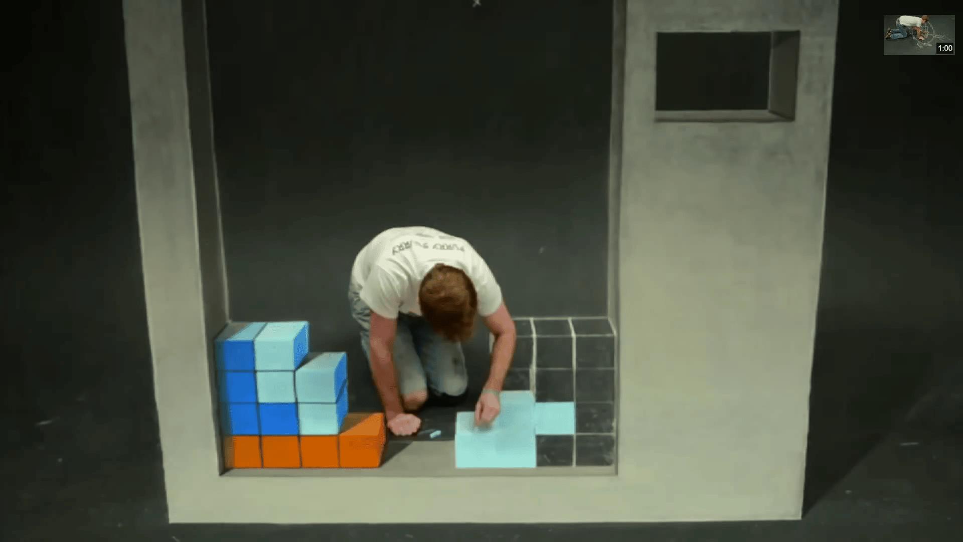 Tetris Art