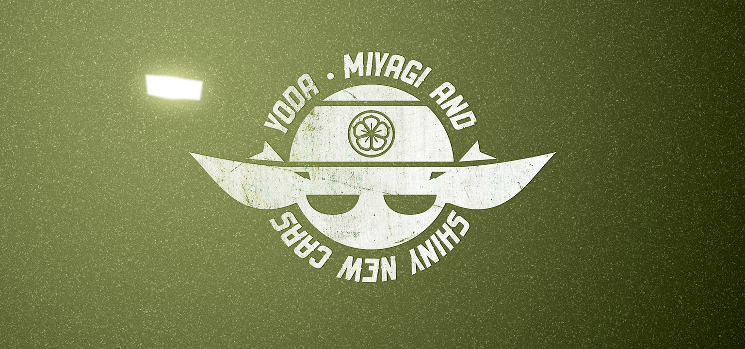 Yoda, Miyagi, and Shiny New Cars