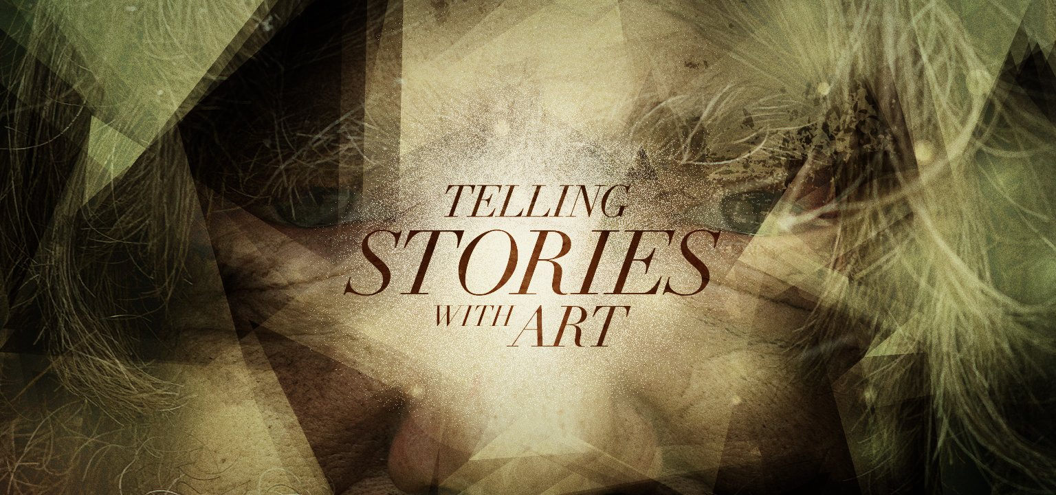 Telling Stories with Art