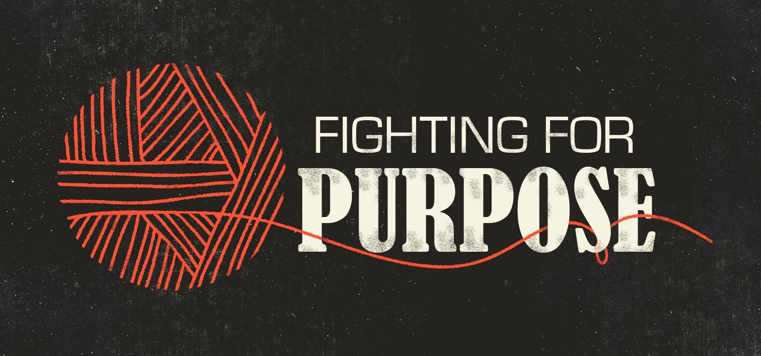 Fighting for Purpose
