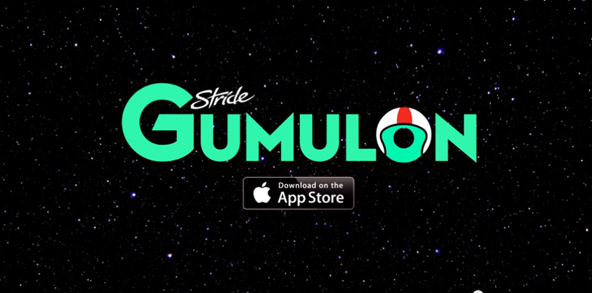 A Gum Chewing Game App