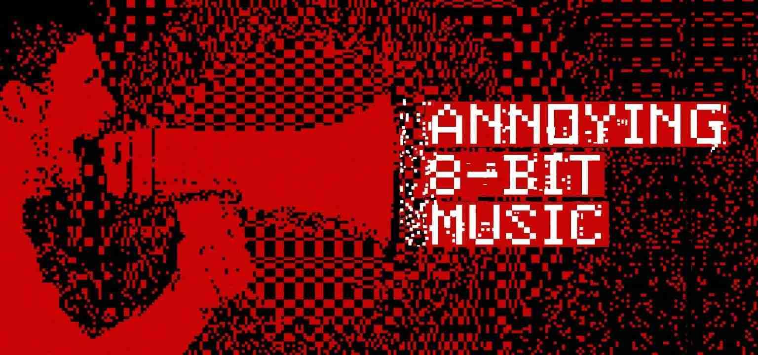Annoying 8-bit Music