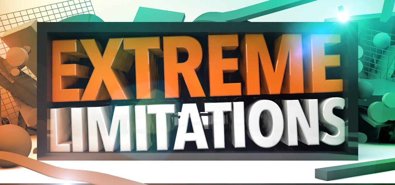 Extreme Limitations