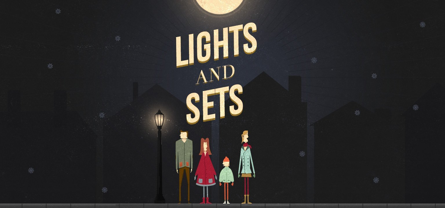 Lights and Sets