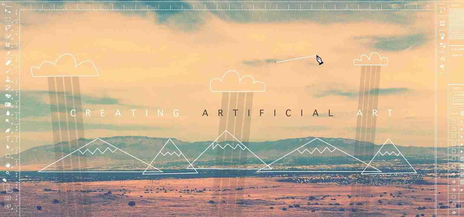 Creating Artificial Art
