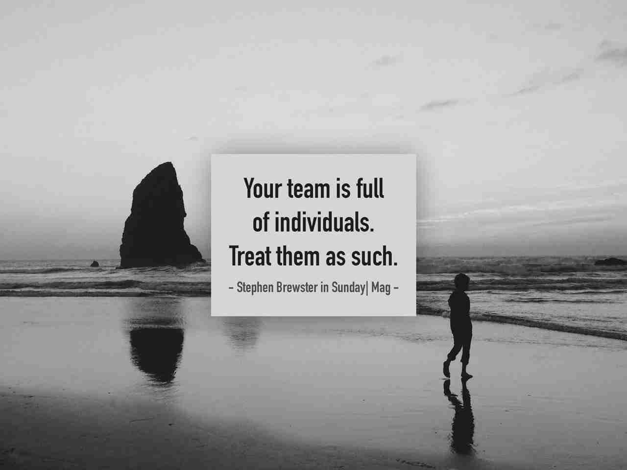 Individuals-Quote