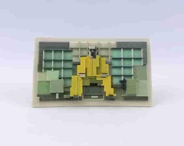 3D 8-Bit Prints