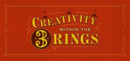 Creativity Within the 3 Rings