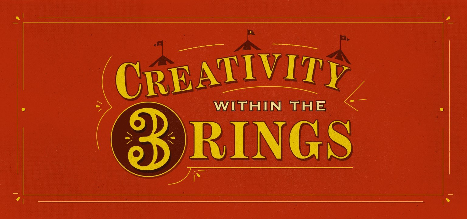 Creativity within the Three Rings