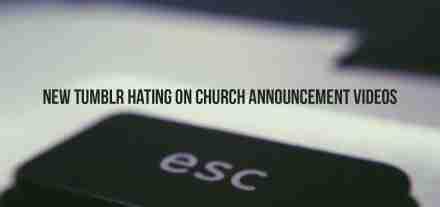 church-announcement-videos