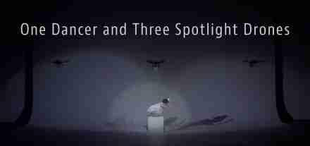 Spotlight-Drones