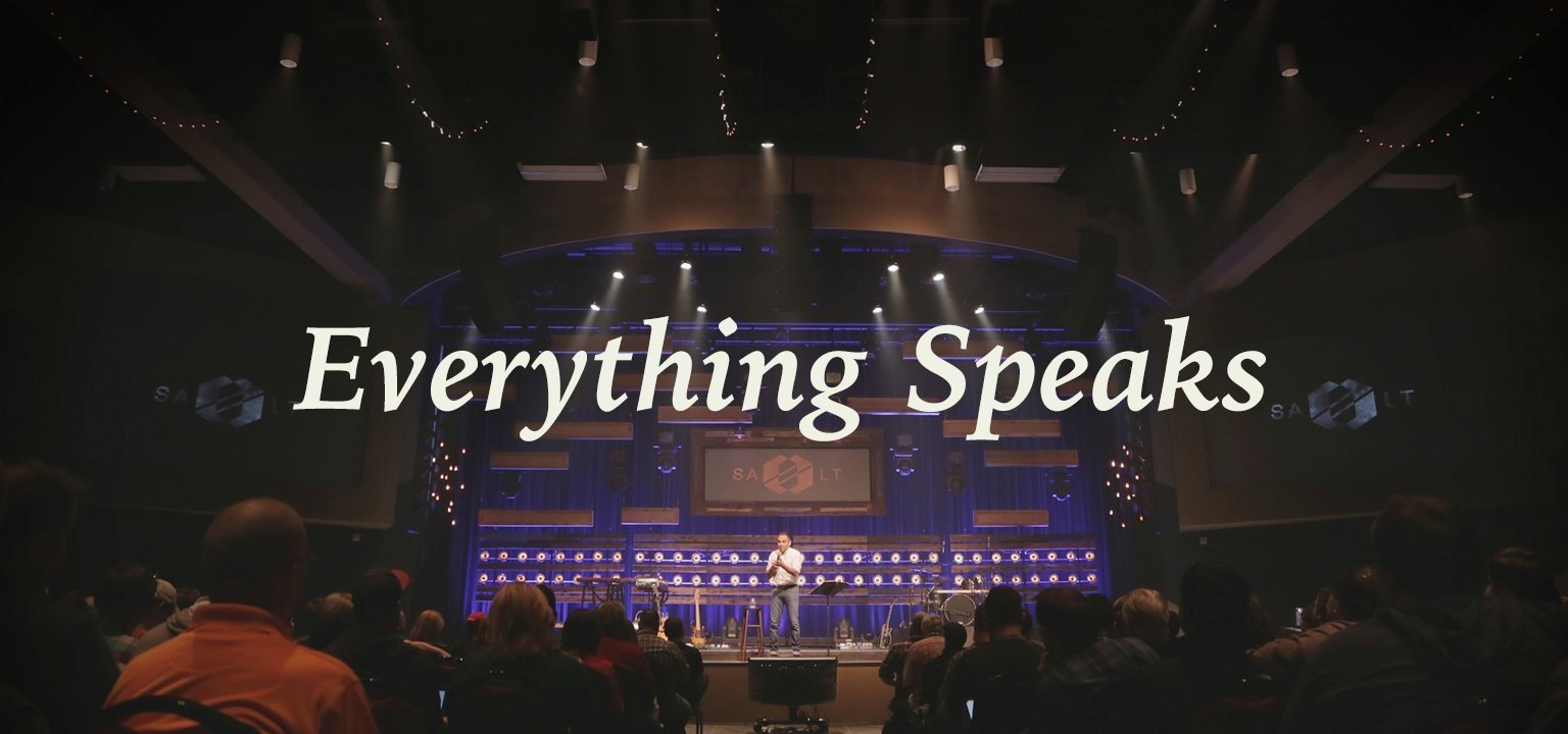 SALT: Everything Speaks