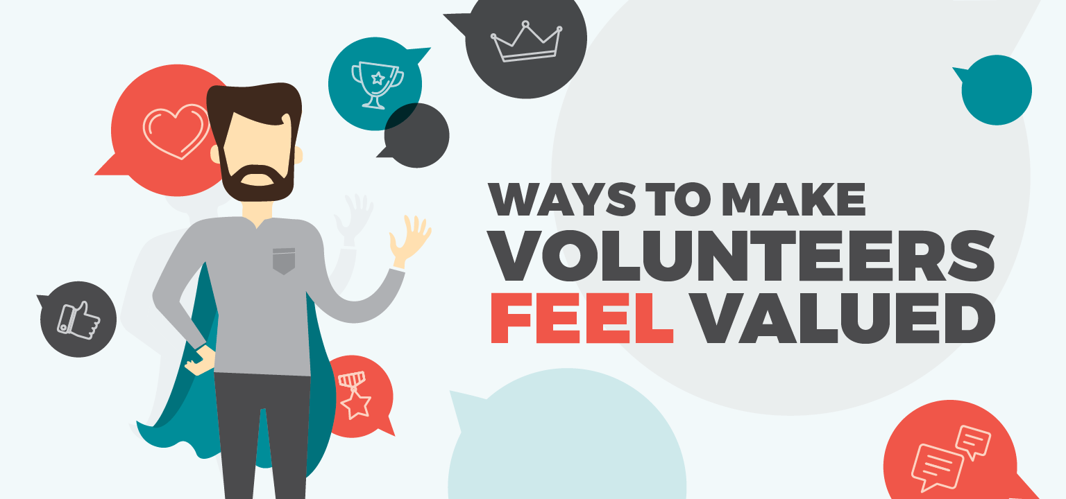 5 Ways to Make Volunteers Feel Valued
