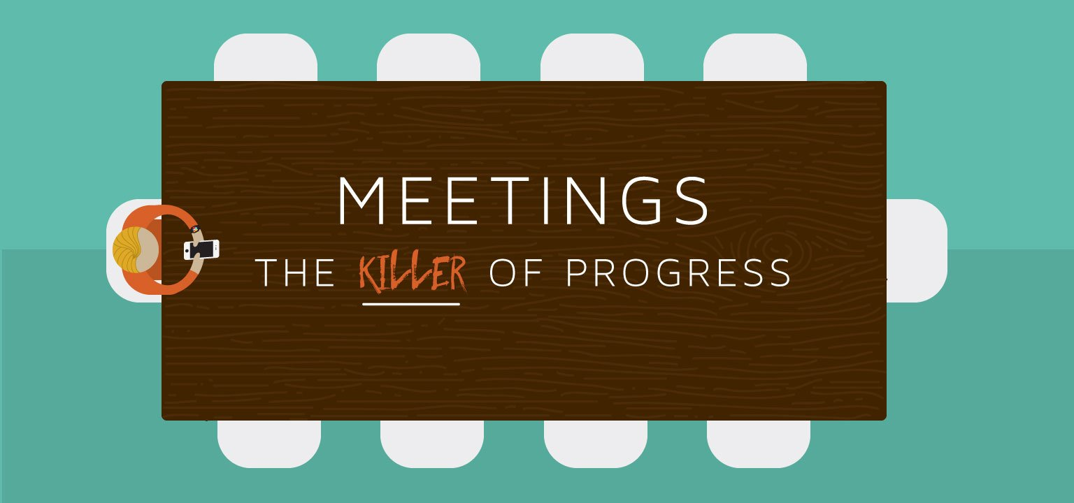 Meetings: The Killer of Progress
