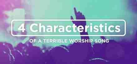 Terrible Worship Song