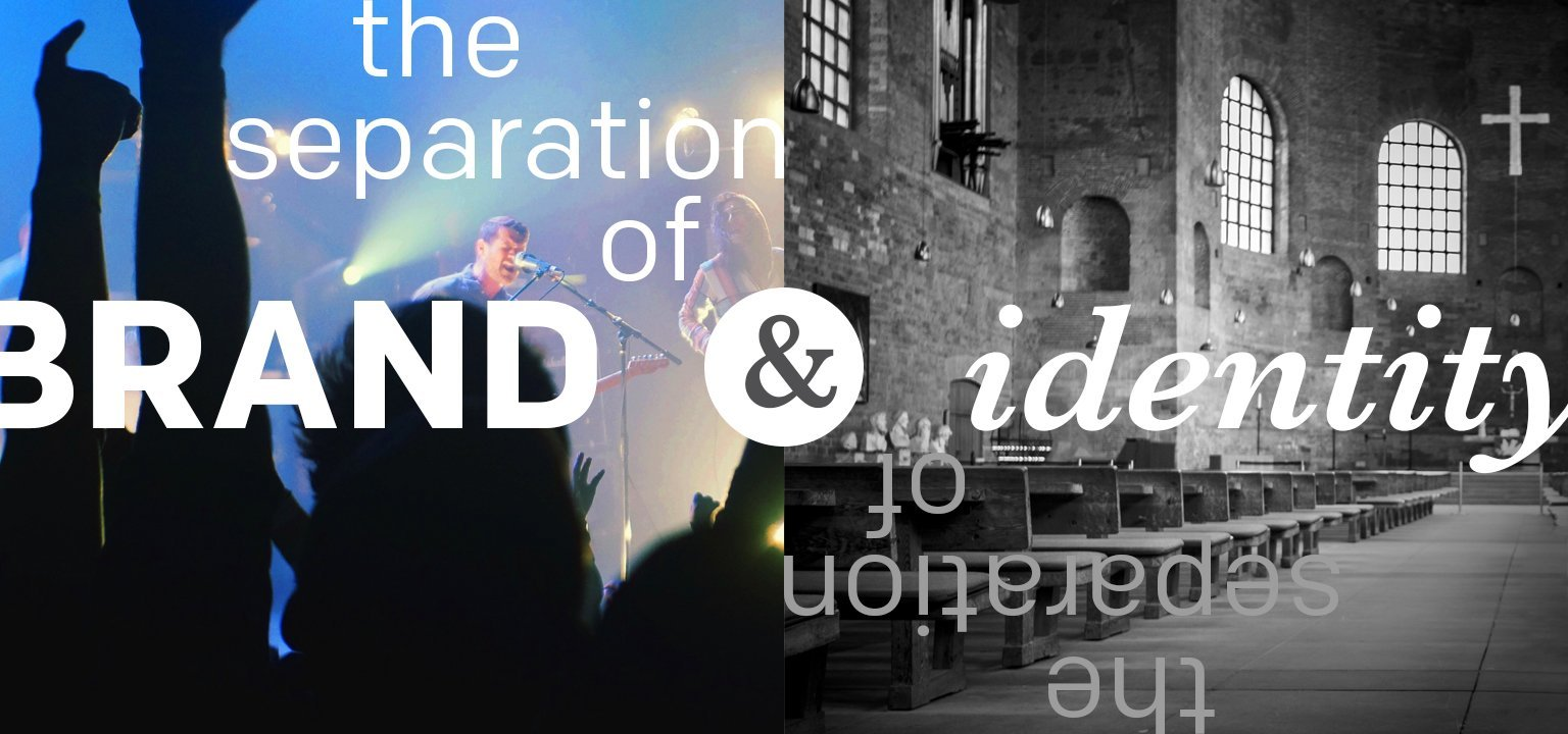 The Separation of Brand and Identity