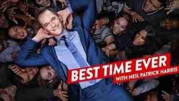 Best Time Ever Neil Patrick Harris