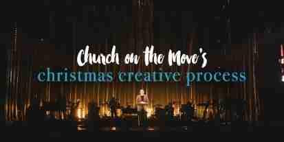 Christmas Creative Process