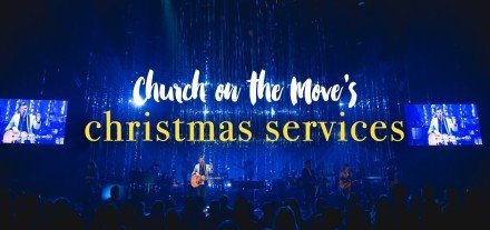 Church on the Moves Christmas Services