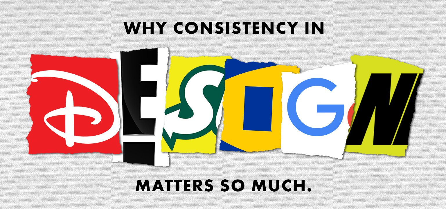 Why Consistency in Design Matters So Much
