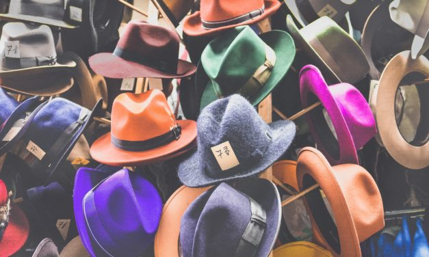 How to Stop Wearing So Many Hats