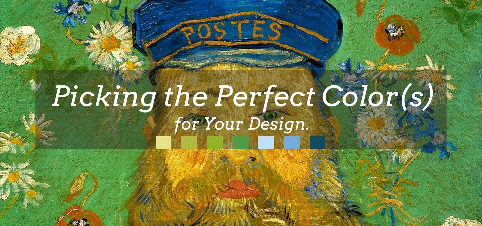 Picking the Perfect Color(s) for Your Design