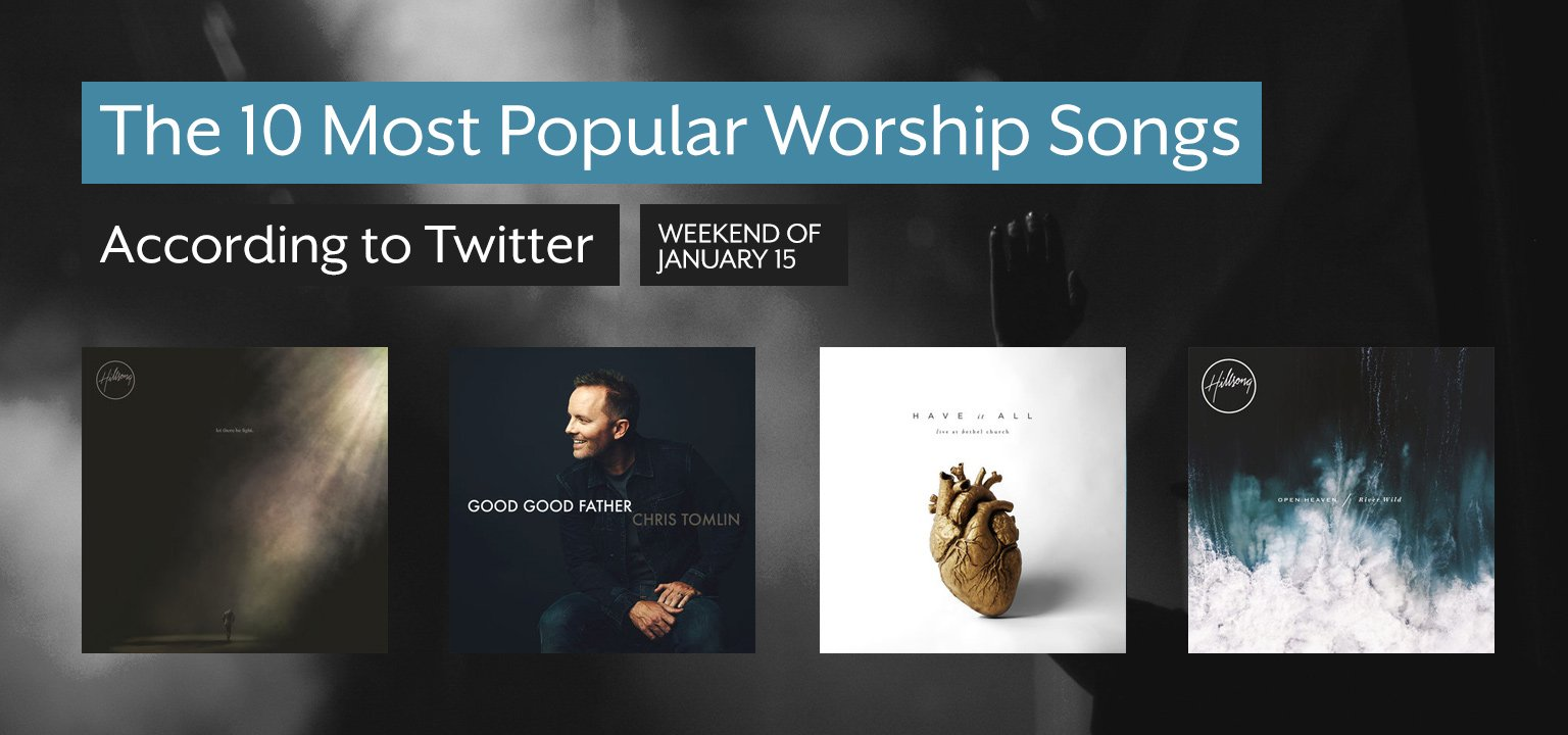 Most famous worship songs