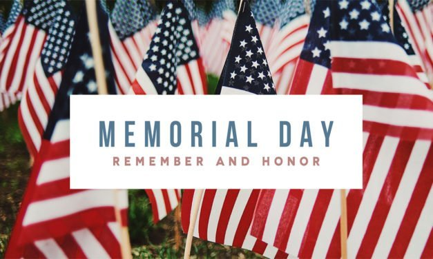 What should you say for Memorial Day?