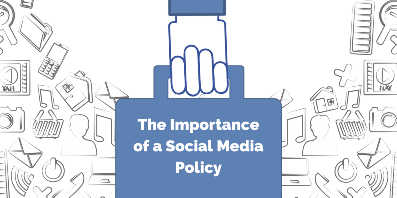 Sunday Magazine The Importance of a Social Media Policy – Social Media Policy