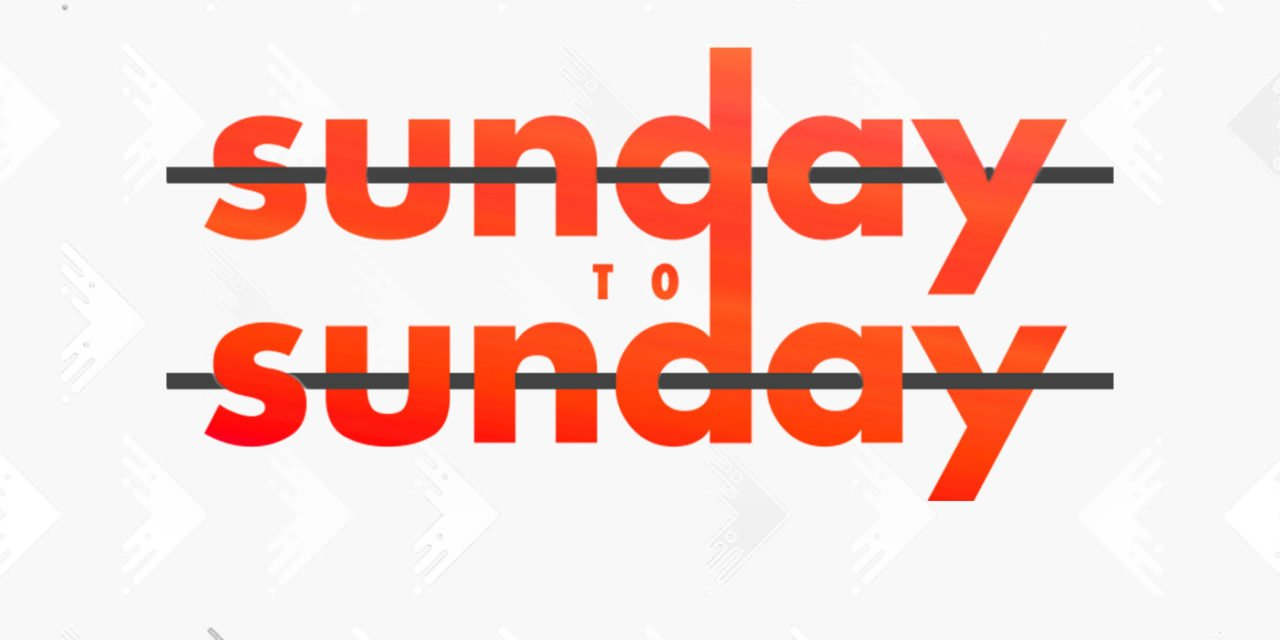 Subscribe to the new Sunday to Sunday Podcast