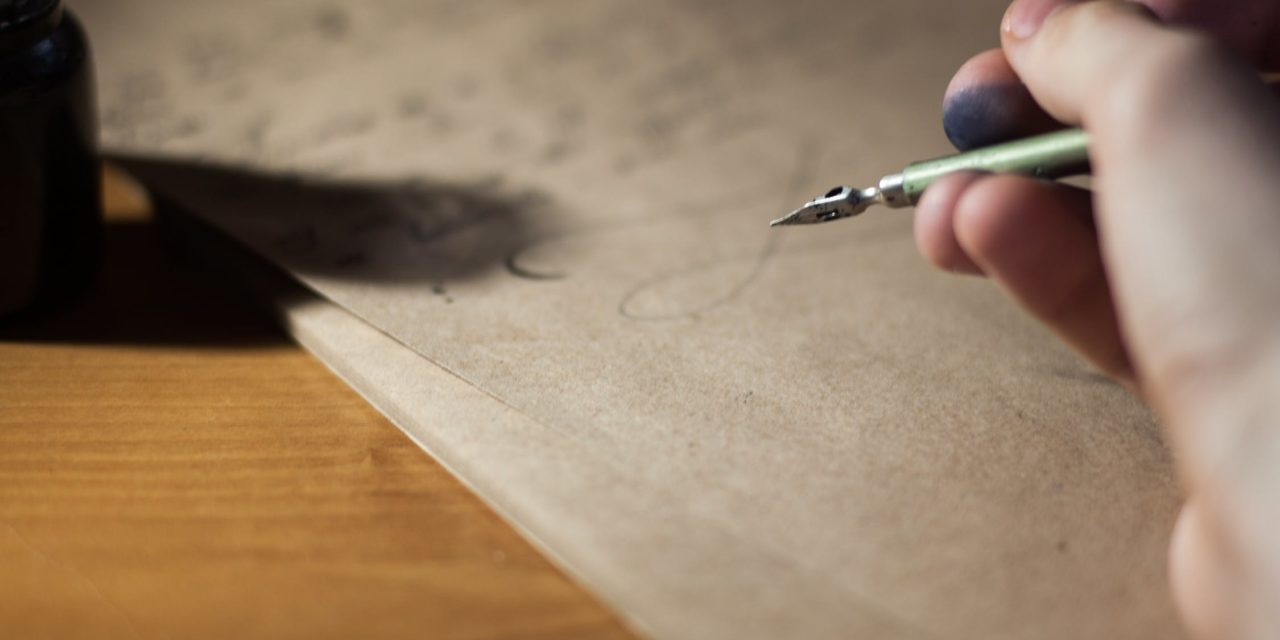 What I've Learned By Writing Books of the Bible By Hand